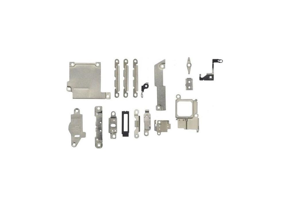 timeless design 7a8a6 faaf0 iPhone 6S Internal Metal Parts Bracket Shield Plate Logic Set Kit - PT362 -  Go Wireless For All